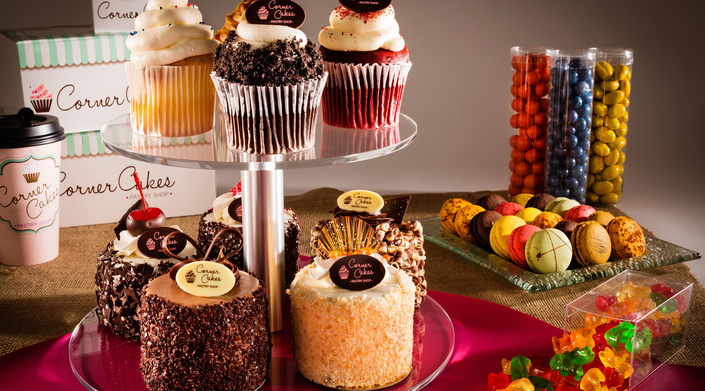 Corner Cakes Mgm Grand Las Vegas