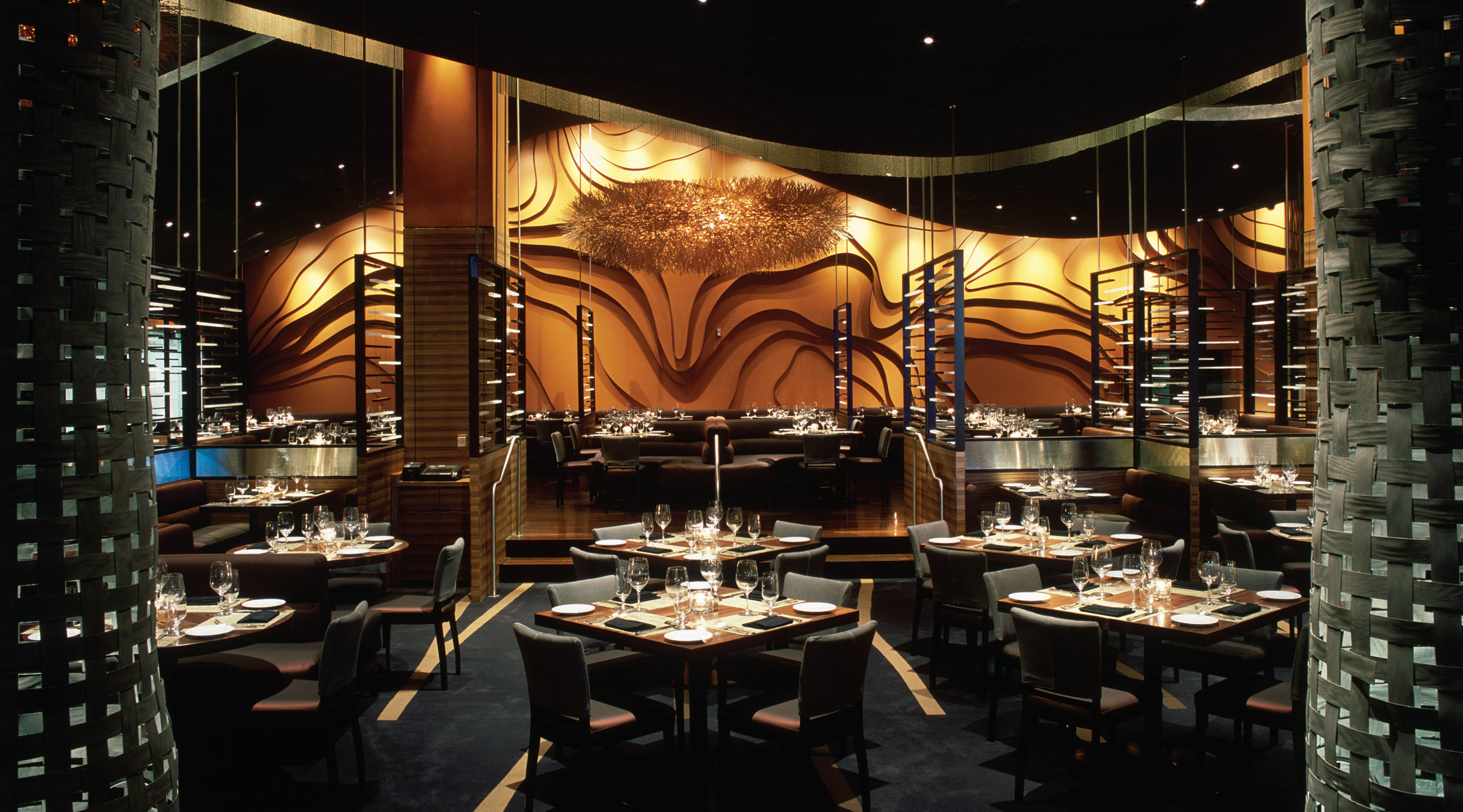 Decoration restaurant new york for Best restaurants with private dining rooms nyc