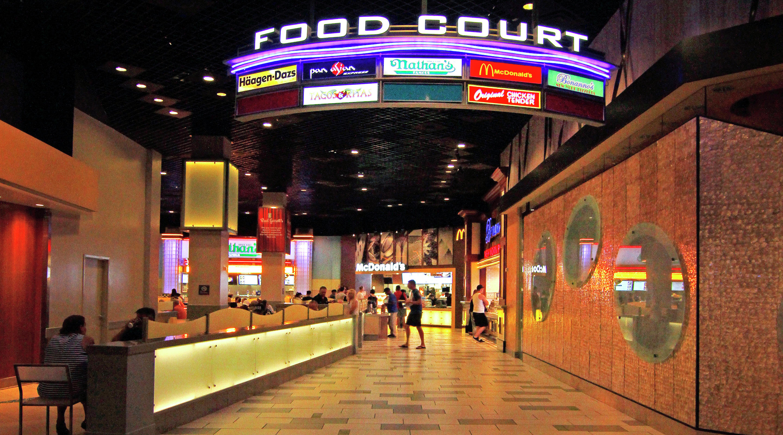 Food Court Mgm Springfield