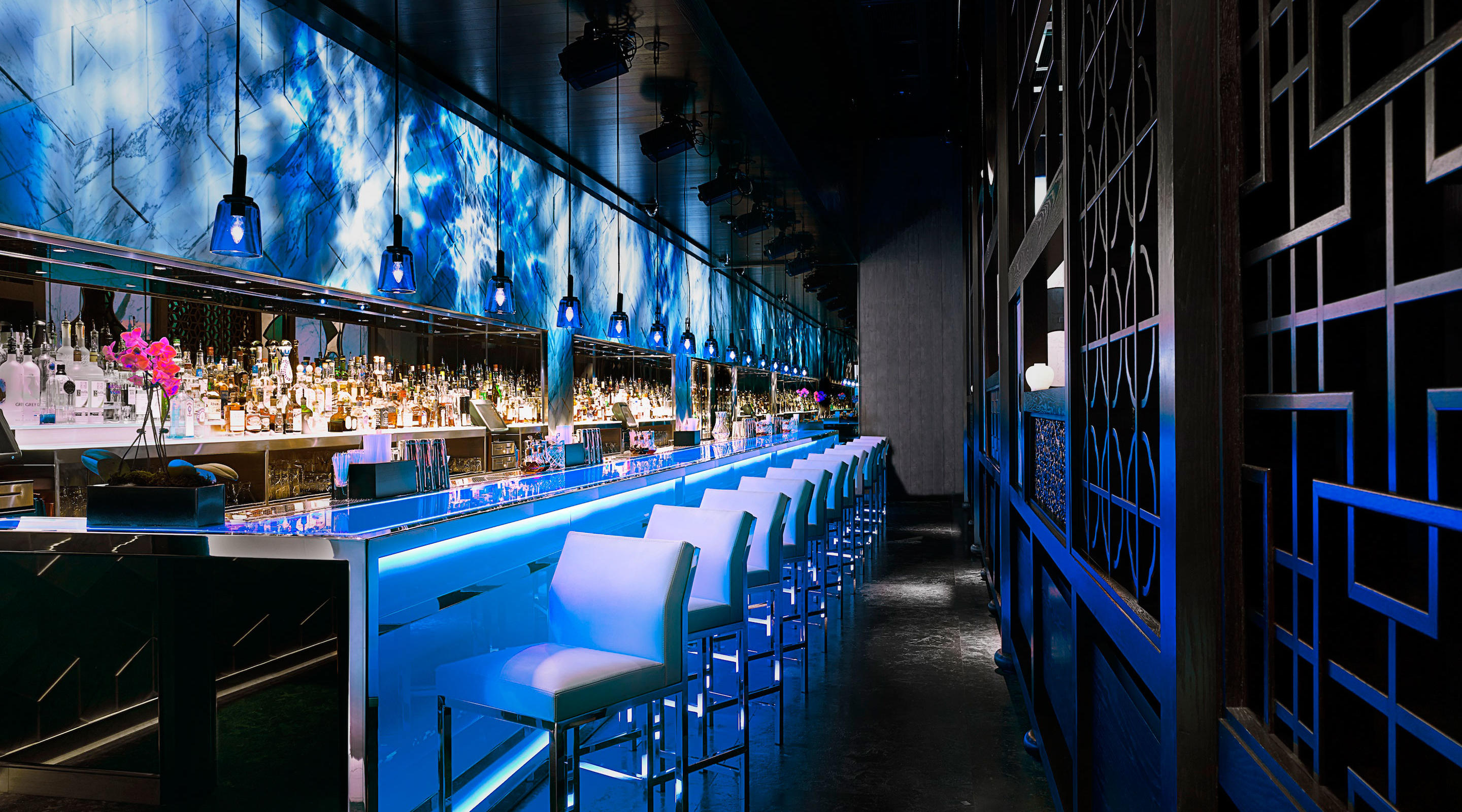 Hakkasan mgm grand las vegas for Grand bar cuisine