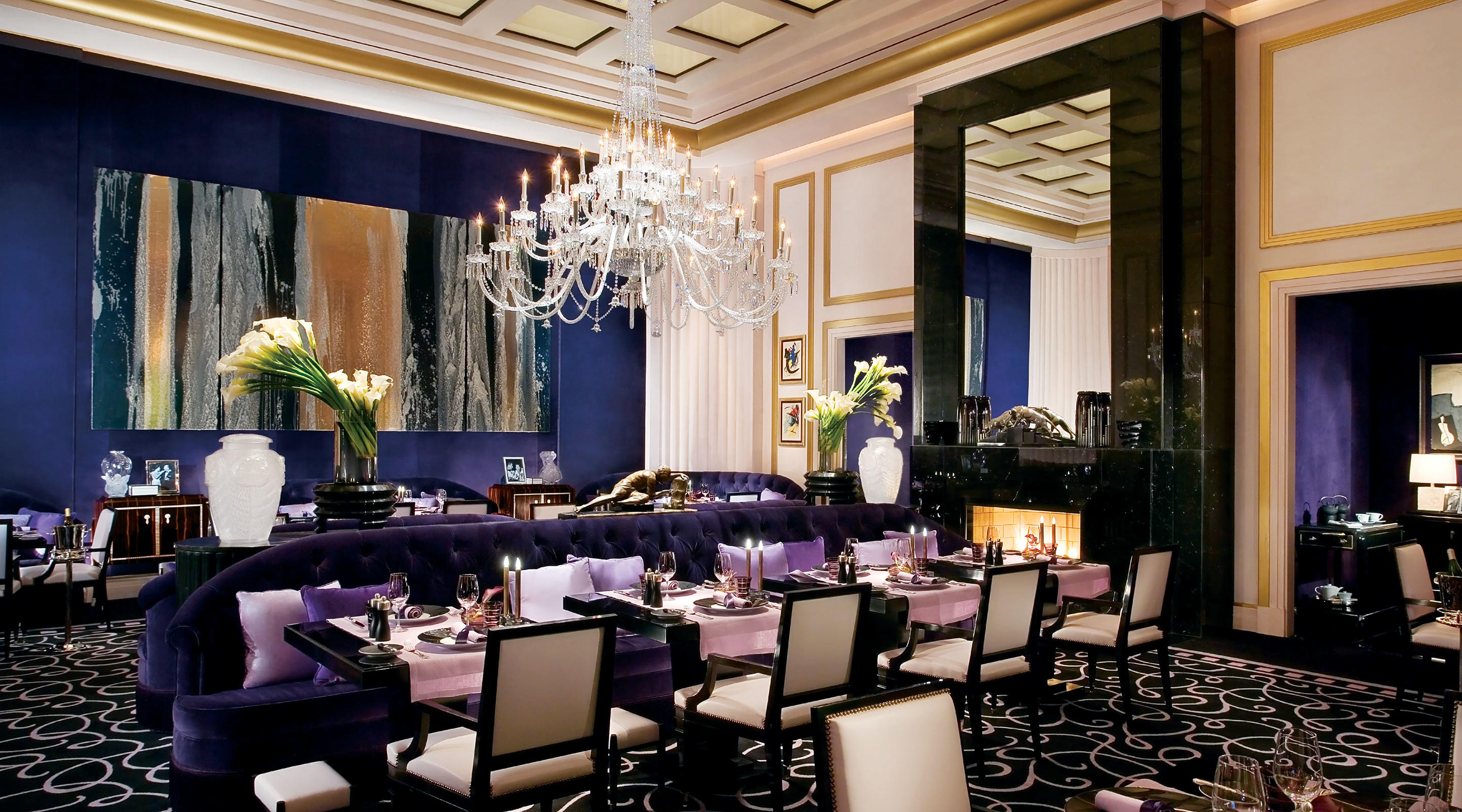 Jo l robuchon mgm grand las vegas for O bar private dining room