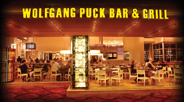 Wolfgang Puck Bar Grill Mgm Grand Las Vegas