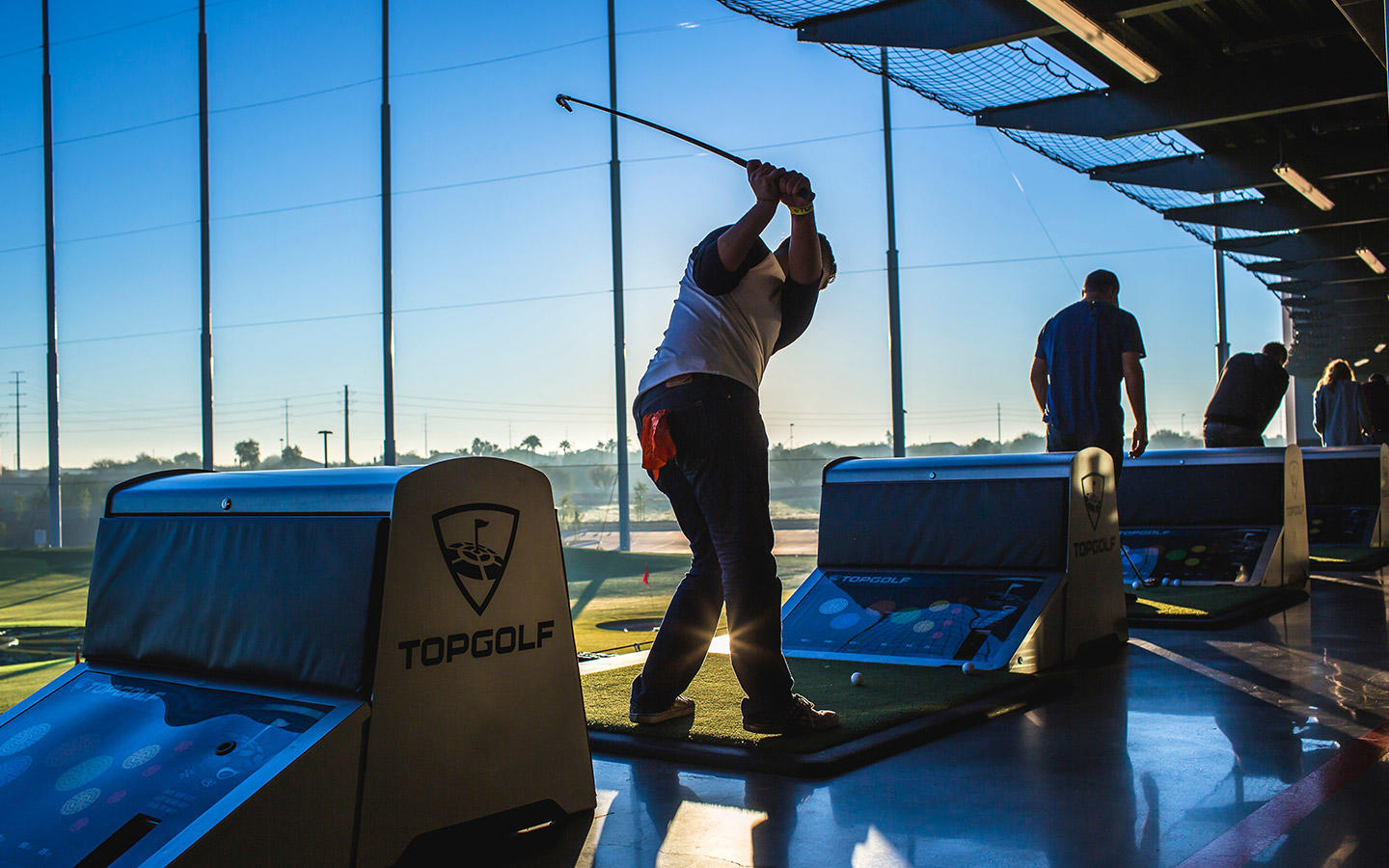 Topgolf Mgm Grand Las Vegas