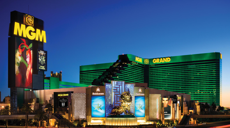 fedex mgm grand las vegas - Fedex Garden City