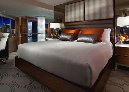 Mgm Grand Signature One Bedroom Balcony Suite || VesmaEducation.com