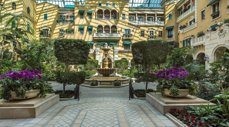the mansion casino las vegas