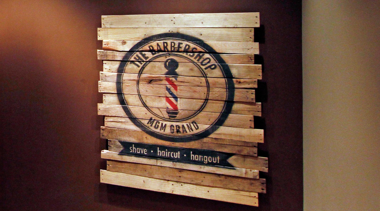 The Barbershop At Mgm Grand Mgm Grand Las Vegas