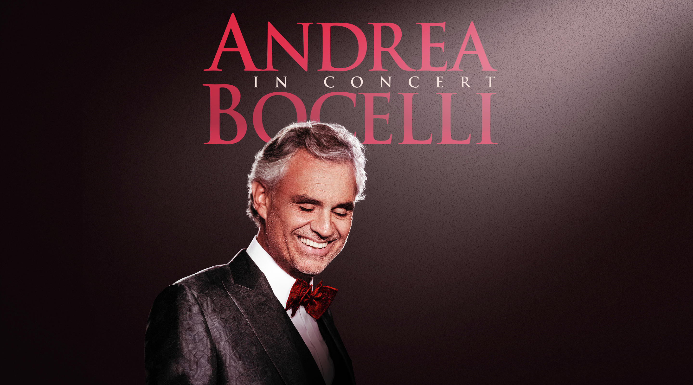 Andrea Bocelli - MGM Grand Las Vegas